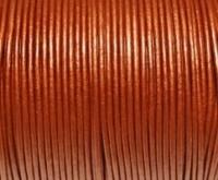 Brazowo-czerwony metaliczny