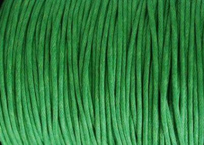 Sznurek bawełniany woskowany trawa
