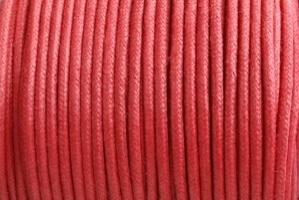 Sznurek indyjski czerwony
