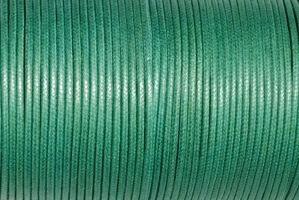 Sznurek indyjski zielony