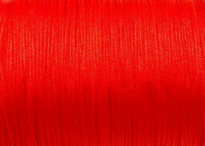 Sznurek nylonowy czerwony