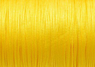 Sznurek nylonowy żółty